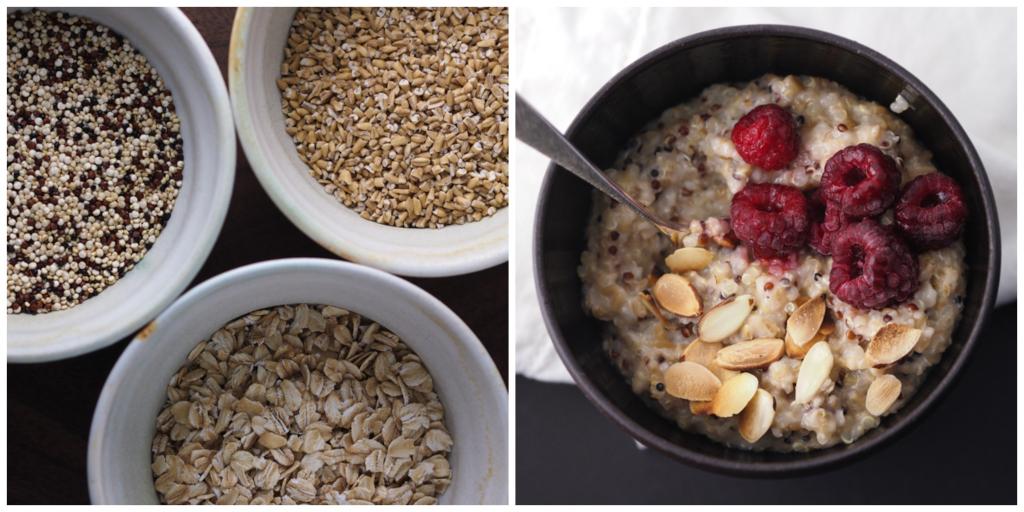 Oat and Quinoa Porridge